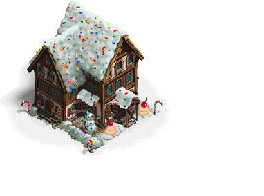 Gingerbread House Level 6